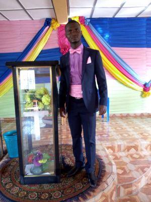 at my friend wedding ceremony